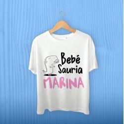 Camiseta Papi Saurio
